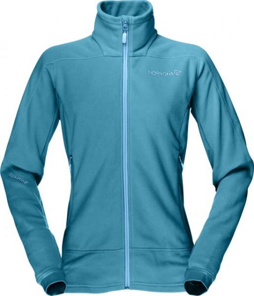 Falketind Warm1 Jacket (W) - Iceberg Blue
