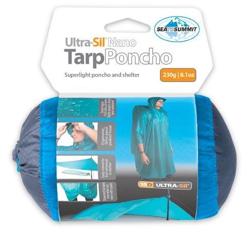 Ultra-Sil™ Nano 15D Tarp-Poncho