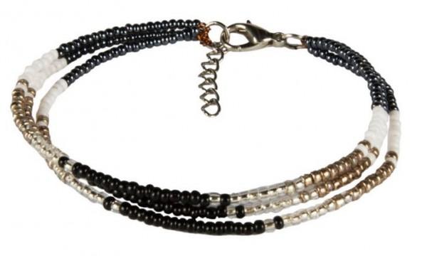 Mayalu Three Wire Bracelet