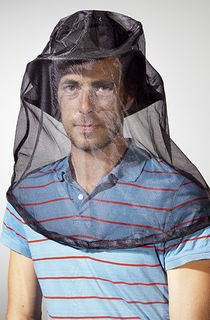 Mosquito Head Net Mit Insect Shield