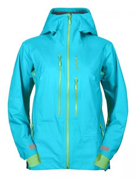 Lyngen Driflex3 Jacket (W) - Iceberg Blue