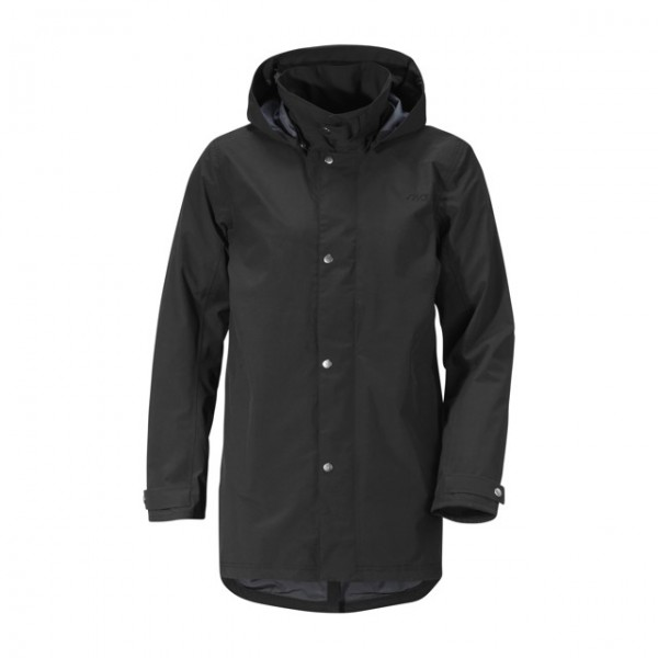 Gottfrid Men's Coat - Black