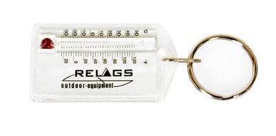 Relags Thermometer Schlüsselanhänger