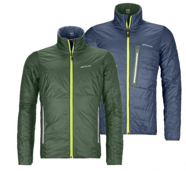 Swisswool Piz Boval Jacket M