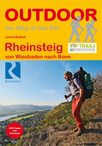 Rheinsteig von Wiesbaden nach Bonn