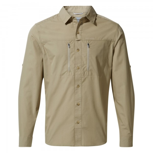 Kiwi Boulder Long Sleeved Shirt