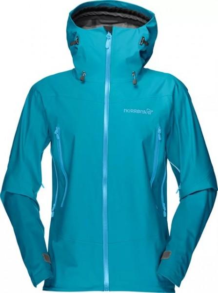 Falketind Gore-Tex Jacket (W) - Iceberg Blue