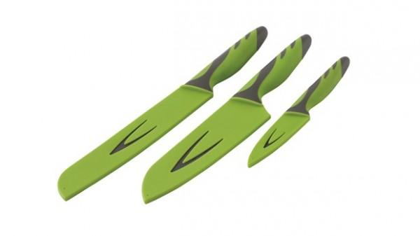 Knife Set Grey/Green