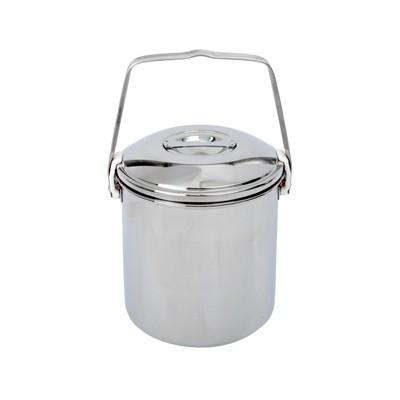 BasicNature Edelstahltopf 'Billy Can' - 1,4 L