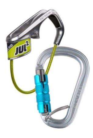 Jul 2 Belay Kit Steel Triple