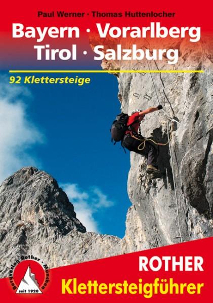 Klettersteige Bayern