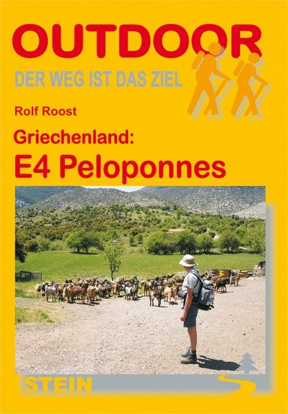 Griechenland: E4 Peloponnes