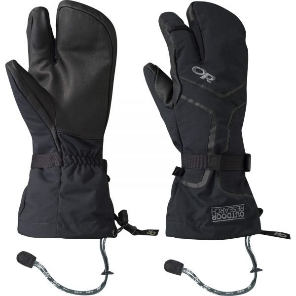 OR Mens Highcamp 3-Finger Gloves