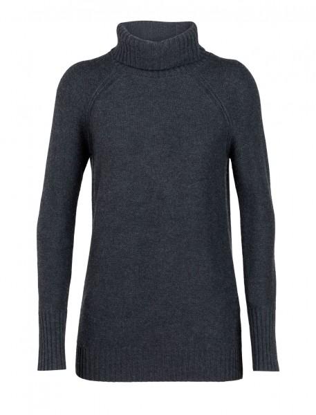 Wmns Waypoint Roll Neck Sweater