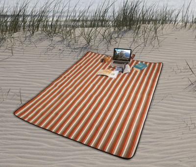 BasicNature Picknickdecke 'Outdoor' - 200 x 150 cm