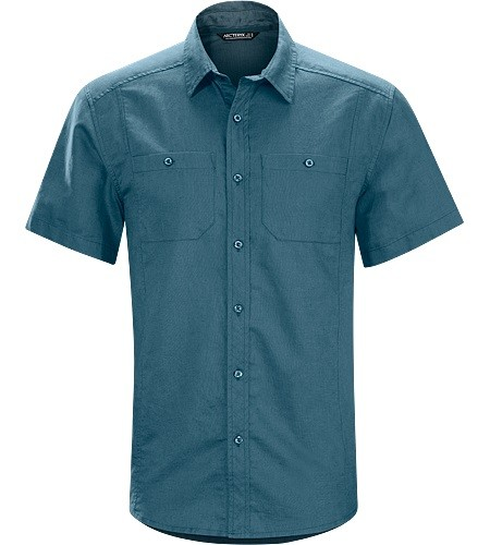 Ravelin Shirt SS Men's