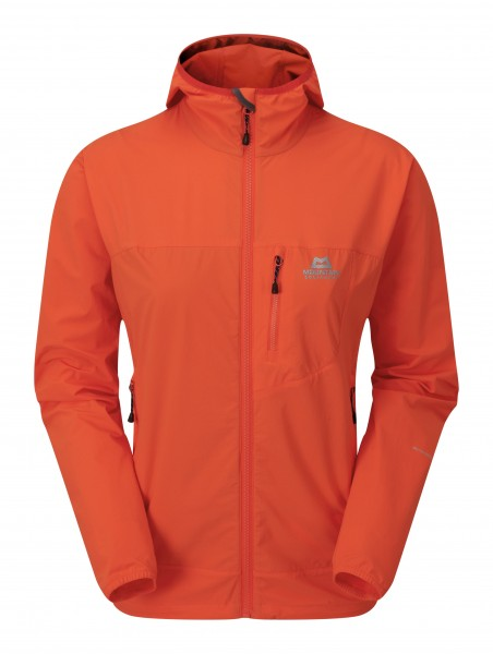 Echo Hooded Jacket Women's