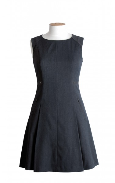 Women's Wool Blend Dress