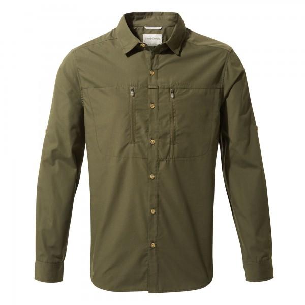 Kiwi Boulder Long Sleeved Shirt