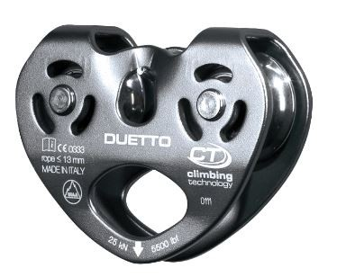 Duetto Pulley