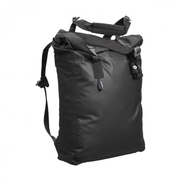 Tote Galon Backpack Black