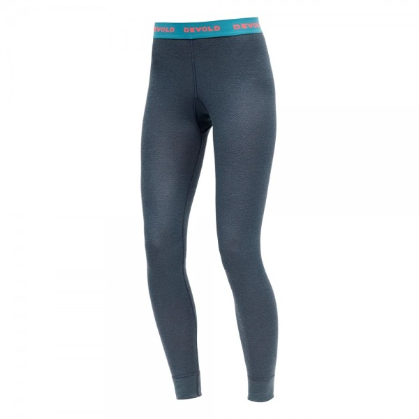 Wool Mesh Woman Long Johns