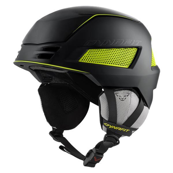 ST Helmet - Black/Cactus