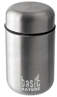 BasicNature Thermobehälter - Edelstahl