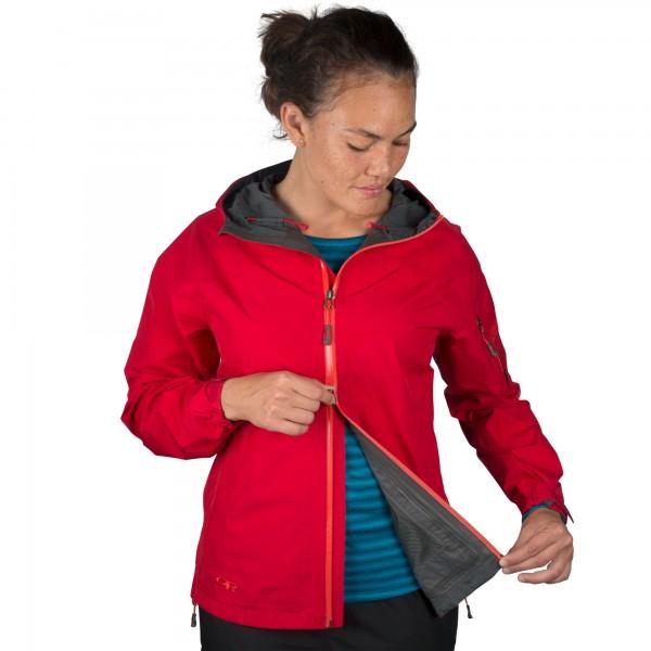 Womens Aspire Jacket