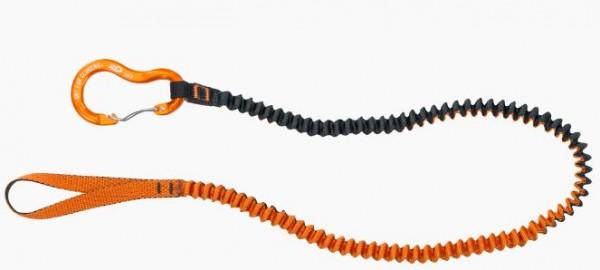 WHIPPY I - new sling 12mm bi-colour orange / black