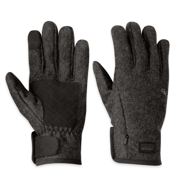 Mens Turnpoint Sensor Gloves