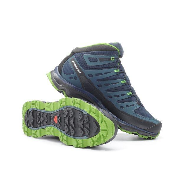 Salomon Synapse Mid CS WP Herren: : Schuhe