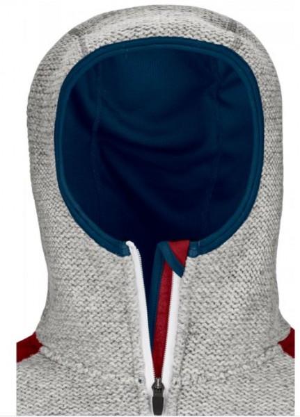 Fleece Plus Classic Knit Hoody M