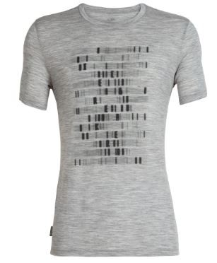 Mens Tech Lite SS Crewe Sequence