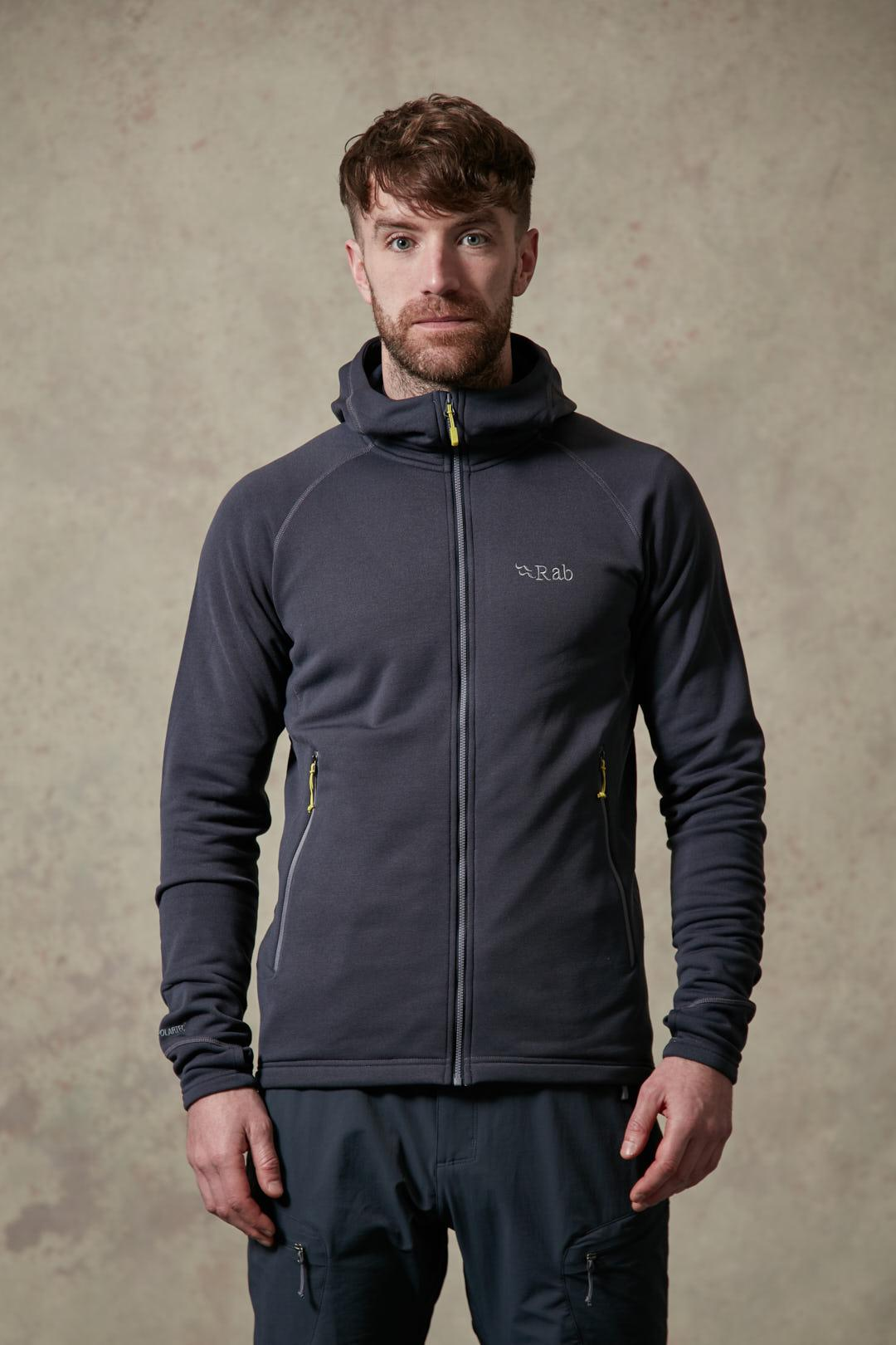 a61f8062c928ee RAB Power Stretch Pro Fleece Jacket   Magic Mount Shop