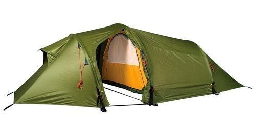 Rondvassbu 3 Camp - Grün