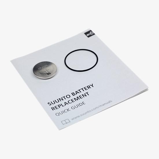 Batterieset Mit Dichtung Für Core/Lumi/T1,3,4