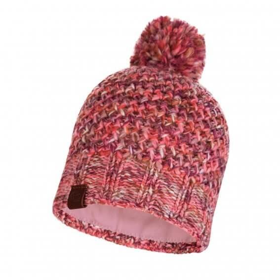 Knitted & Polar Hat Margo
