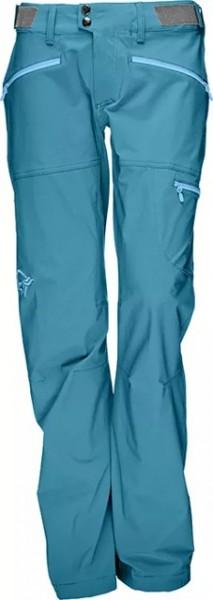 Falketind Flex1 Pants (W) - Iceberg Blue