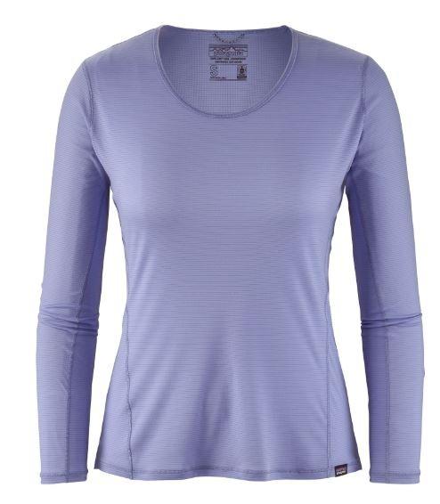 W's L/S Cap Cool Lightweight Shirt