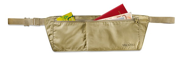 Skin Moneybelt, Natural