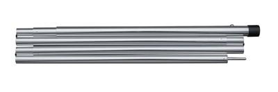 BasicNature Aufstellstange 'verstellbar' - 180-210 cm