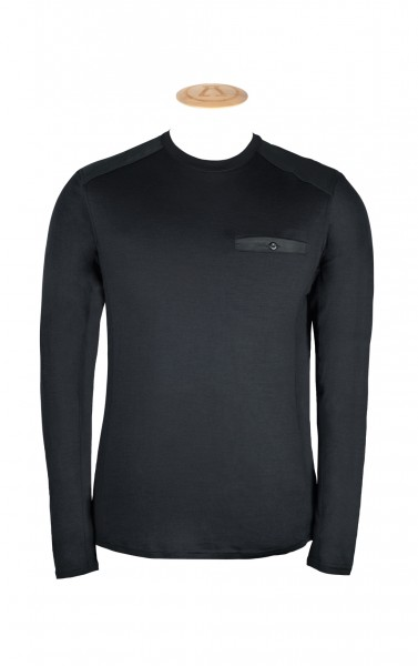 180GSM Single Jersey Merino Shirt