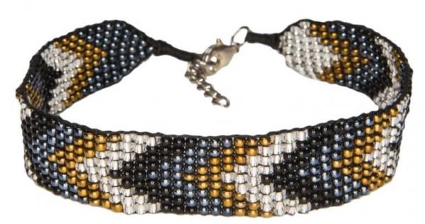 Mayalu Chevron Bracelet